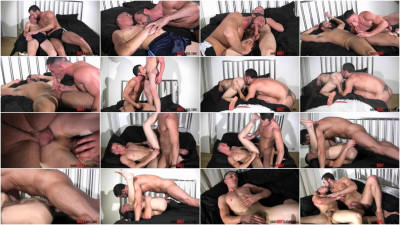Andreas Cavalli and Billy Roberts — HardBritLads
