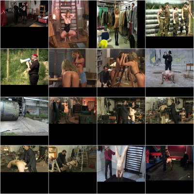 bdsm Exclusive The Best Collection Off - Limits Media. 12 Clips. Part 4.