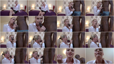 Kathia Nobili The best for. BI game honey!!! First time sharing the big, black dick! (2015)