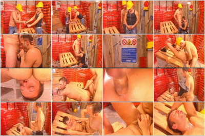 [Phallus] Construction site vol1 Scene #4