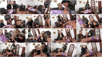 Celine Noiret, Barra Brass, Luci Angel HD