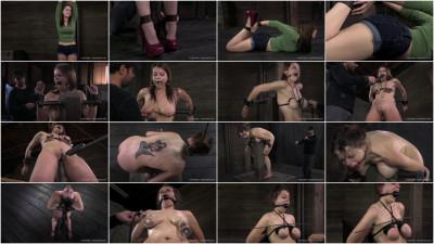 Infernalrestraints - Oct 25, 2013 - Whip Titty Fun - Nadia White - Cyd Black