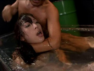 Aika Water torture