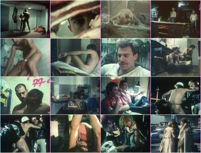 From Paris To New York - Christopher Dock, Bob Bleecher (1977)) - bed, gay, cum.