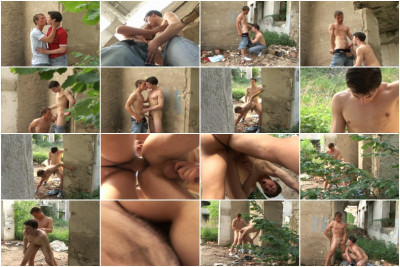 [Puppy Productions] Raw Czech point Scene #5