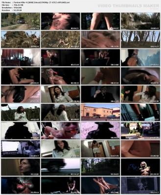 Erotic Horror - Fantom Kiler 4 - Teraz Films