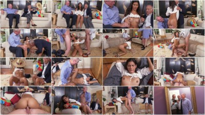 Victoria Valencia — Going South Of The Border FullHD 1080p
