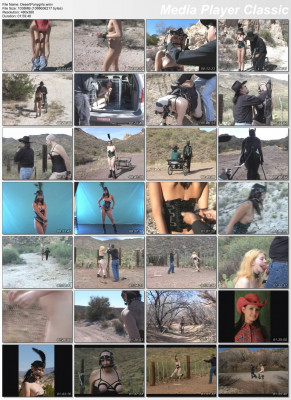 ShadowPlayers – Desert Ponygirls (2007)