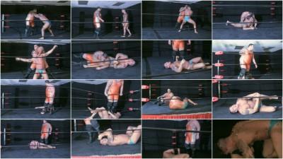 Muscle Domination Wrestling – S09E03 – Bodybuilder Humiliation 1