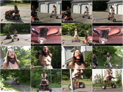 NakedGord-Charlotte Brooke Saddle Fucked Part 2(2010)