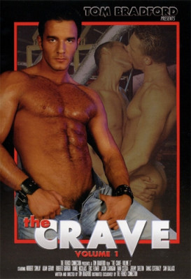 The Crave 1 Cover Front