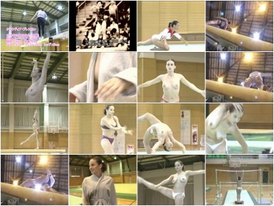 Gold Bird - Nude Olympic gymnasts (2002) DVDRip