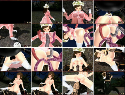 Anugard The Magical Girl Of The Night Spiral Super HD-Quality 3D 2013