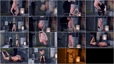 Gay BDSM Interrogation of Car Thief - Final Part