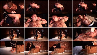 Gay BDSM The young sailor Ivan. Final Part