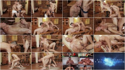 RB - Diego Falco & Dirk Turner (uncut dick, porn, bareback, deep throat, fucked)