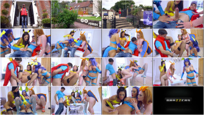 Alexa Tomas, Ella Hughes, Patty Michova (Pornstar GO XXX Parody)