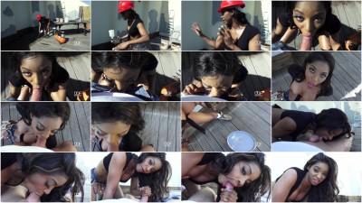 Jasmine Webb - Black Beauty - Sucking Cock Is Her Prurient Desire FullHD 1080p