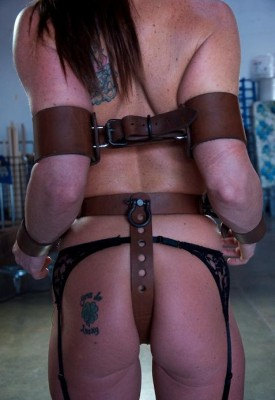 bdsm Butch slut go hard