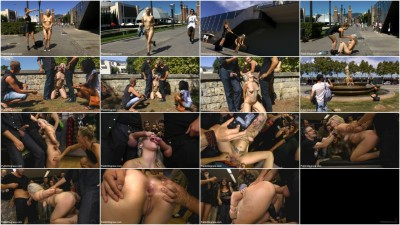 bdsm The Humiliation of Liz Rainbow - Part 2 Double Penetration