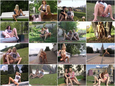Public Sluts – Public Nudity Movies