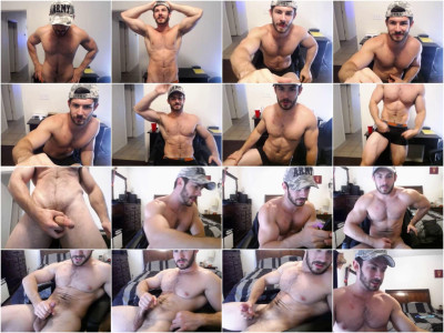 Chaturbate — Gage4models (26 July 2016)