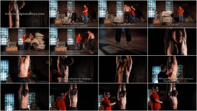 RusCapturedBoys - Sergey - Slave Training 1