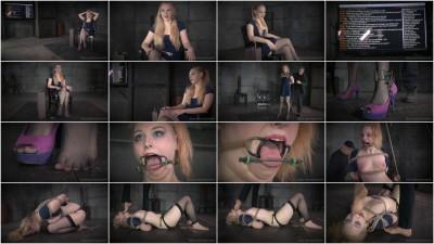 bdsm RealTimeBondage Delirious Hunter part 1