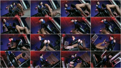 Cybill Troy — Strap-On Servitude