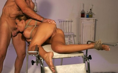 Best BDSM orgasm at the doctor X