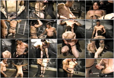 Gay BDSM Jail Bitch