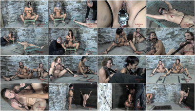 bdsm A Two Girl Predicament (Part Two) Lavender Rayne and Brina James