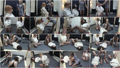 bdsm Straitjacket Therapy - HD720p