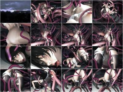 Shokushu to Onna Egakiya Kiyoshi 18k Troop  Monster