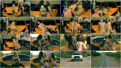 Alix Carter, Jenna Sativa, Tiffany Drake - Cannonball Run FullHD 1080p