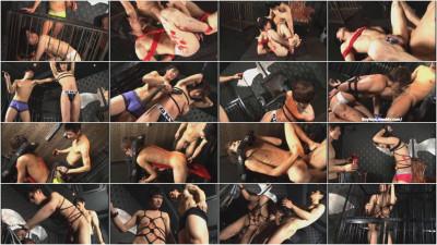 Bakudan Tied-Up Men Part 4 (2015)