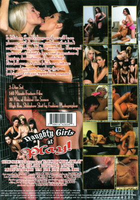 Naughty girls at play