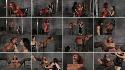 bdsm TG - Daisy Ducati, Elise Graves - Pushing Daisy - September 26, 2014 - HD