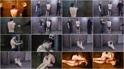 Gay BDSM Punishment for Unsubmissive Prisoner II