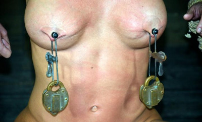 Perfect Breasts And Pussy Punishment