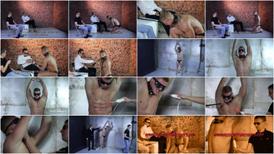 Gay BDSM Slave for Sale - Vasily - Part I