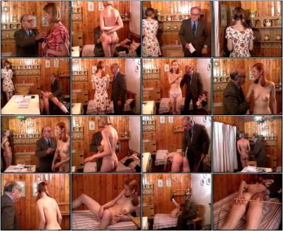Krushchev's spanking