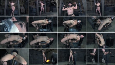 IRestraints - Siouxsie Q - The Farm - Part 2 Tortured Sole