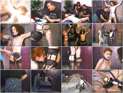 B&D Pleasures - Erins Enslavement