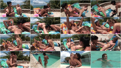 Lesbian Paradise - Amy Lee And Faye Reagan (1080)