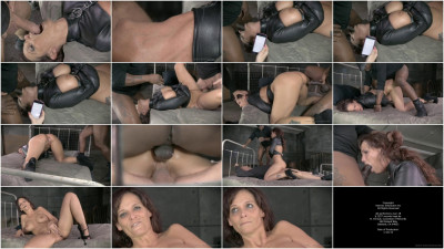 Realtimebondage - Feb 17, 2015	- Brutal MILF DP on BBC as Syrenr - Matt Williams - Jack Hammer