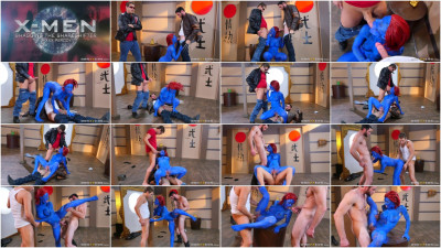 Nicole Aniston — XXX-Men: Shagging the Shapeshifter (XXX Parody) FullHD 1080p