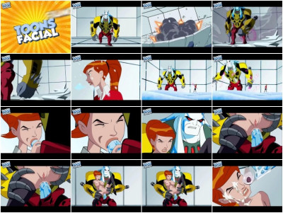 Ben10 Hentai. Gwen fucked by Alien HD
