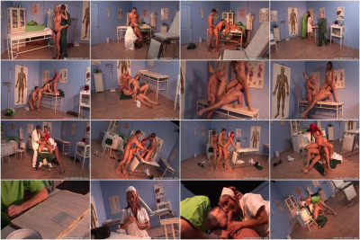 Bi Creampie Clinic 1