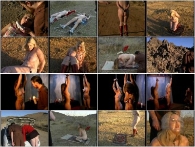 Julie Simone - Nightmare In The Desert DVD